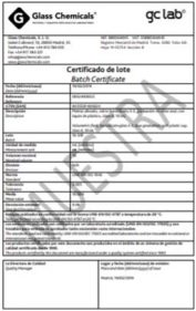 Certificado cg lab